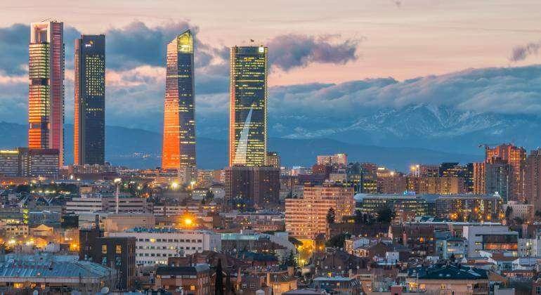 Madrid se consolida en inversi n en oficinas con un 60 por encima de barcelona - Oficinas de adecco en madrid ...